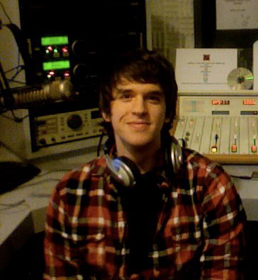 internship, suny new paltz, radio production